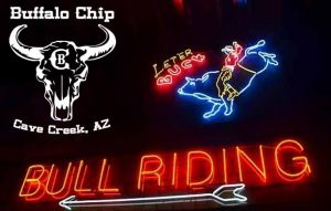 Buffalo Chip Bull Ridiing